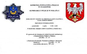 Komenda Powiatowa Policji w Staszowie