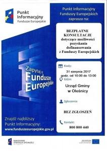 Oleśnica 31.08.2017