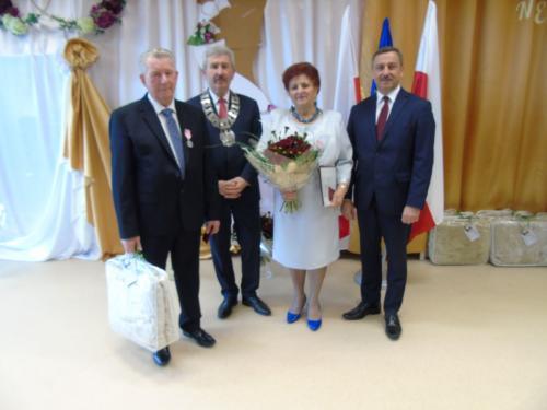 Helena i Tadeusz Marcińcowie
