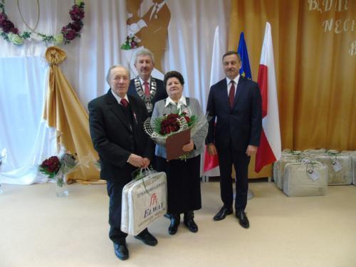 Regina i Władysław Skórscy