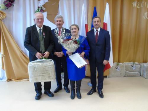Zdziława i Stefan Wieczorkowie