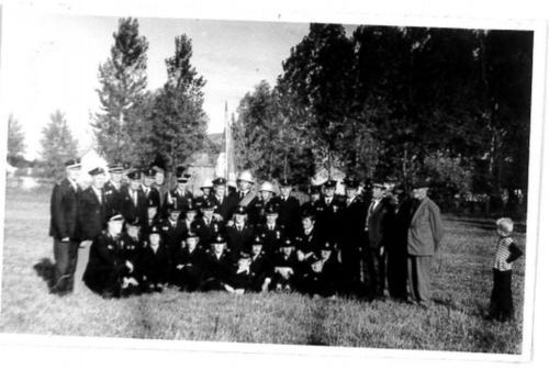 Ochotnicze Straże Pożarne - Oleśnica i okolice na archiwalnych zdjęciach.