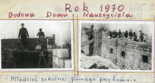 1970 Dom Nauczyciela
