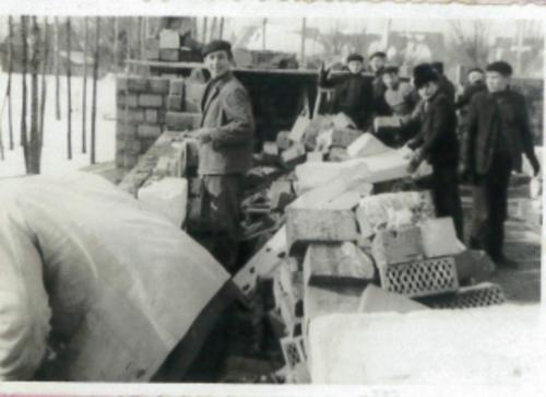 1970 r. Dom Nauczyciela.