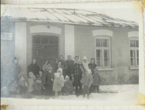 Przedszkole 1962 r..