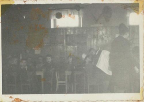 Przedszkole 1968 r..
