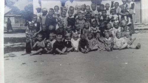 Dzieci przedszkolne..