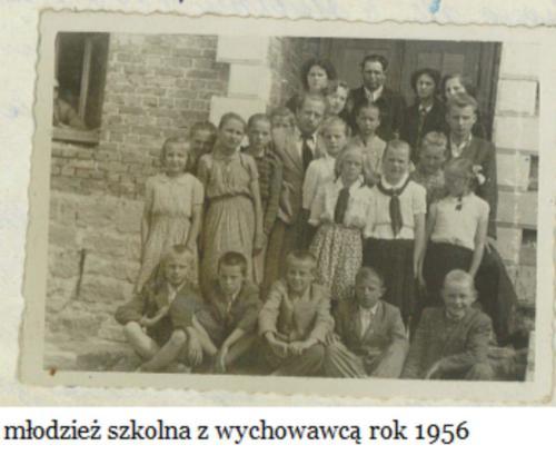 młodzież szkolna